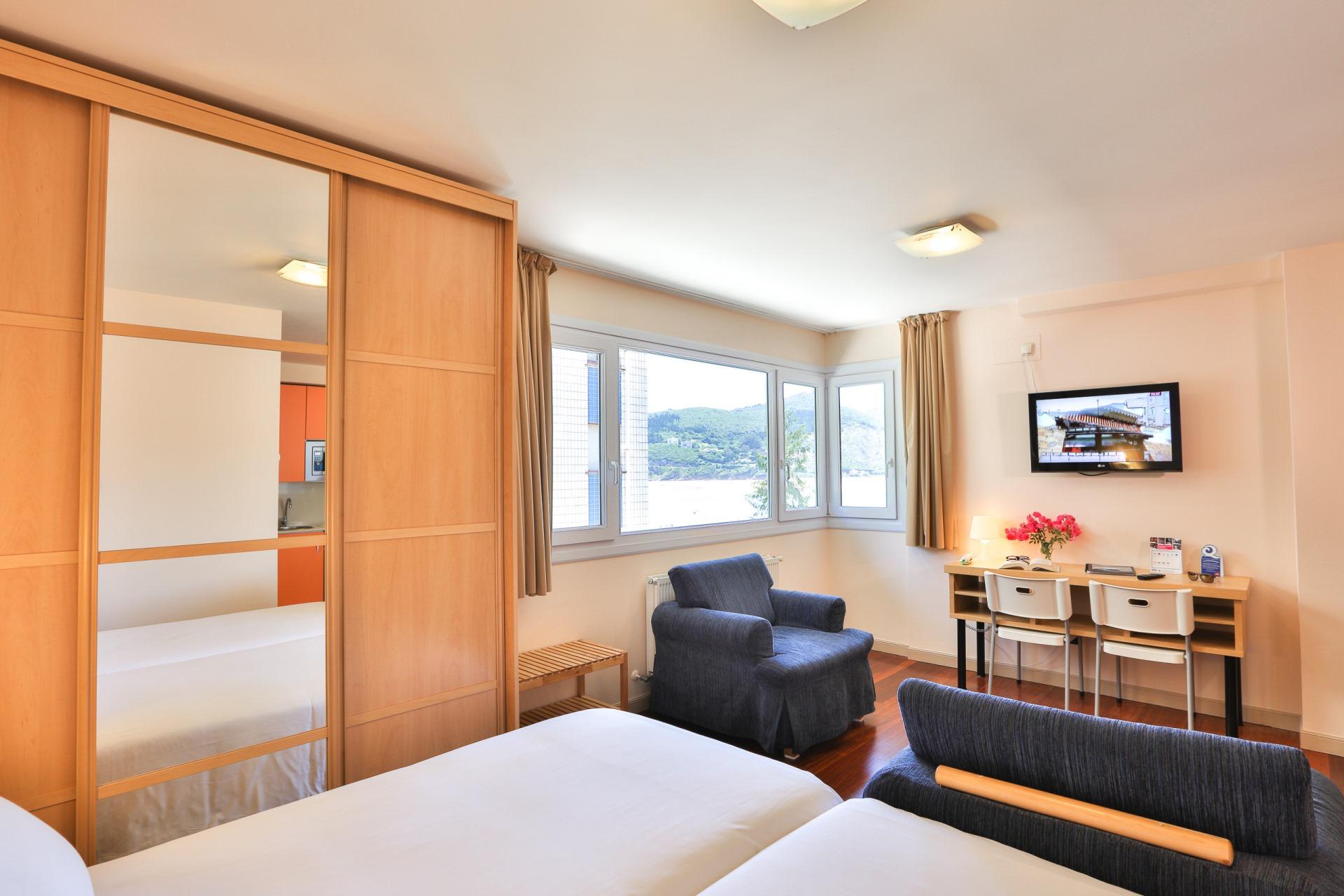 Habitaciones de los apartamentos mundaka - Apartamentos en mundaka ...
