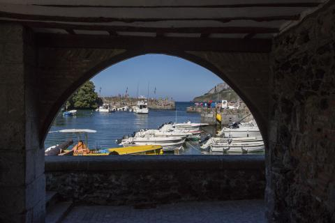 Port of Mundaka