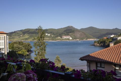 SEa views from Apartamentos Mundaka